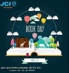 Bookday with JCI Kairouen