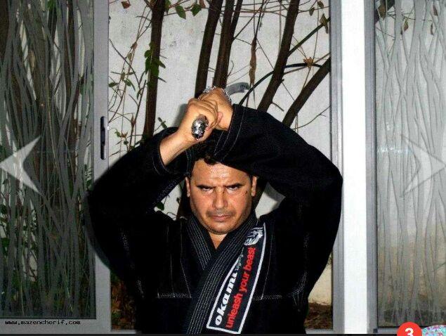 Taiping Samurai Master Mazen Cherif