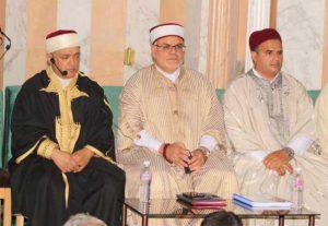 حفل الاسراء والمعراج بمدينة القصيبة